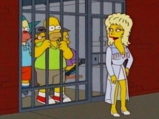 The Simpsons 10x12 : Sunday, Cruddy Sunday- Seriesaddict